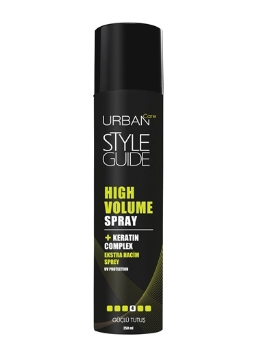 Urban Care  Style Guide High Volume Ekstra Hacim Spreyi 250 Ml Renksiz